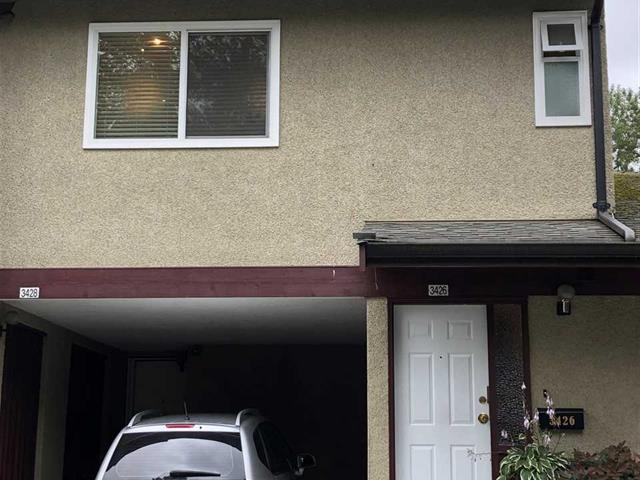 Townhouse for sale in Champlain Heights, Vancouver, Vancouver East, 3426 Langford Avenue, 262447887 | Realtylink.org
