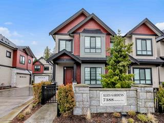 Townhouse for sale in Granville, Richmond, Richmond, 1 7388 Railway Avenue, 262446926 | Realtylink.org