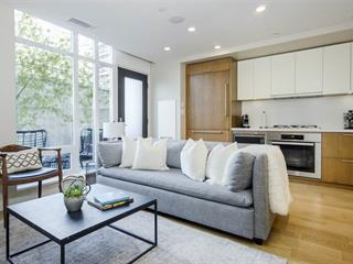 Townhouse for sale in Downtown VW, Vancouver, Vancouver West, 1386 Seymour Street, 262443218 | Realtylink.org