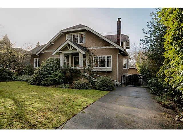 House for sale in Shaughnessy, Vancouver, Vancouver West, 4537 Marguerite Street, 262433595 | Realtylink.org
