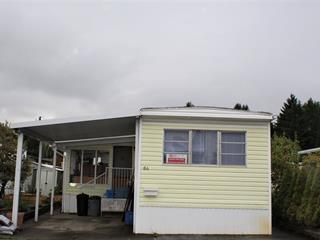 Manufactured Home for sale in Maillardville, Coquitlam, Coquitlam, 64 201 Cayer Street, 262432705 | Realtylink.org