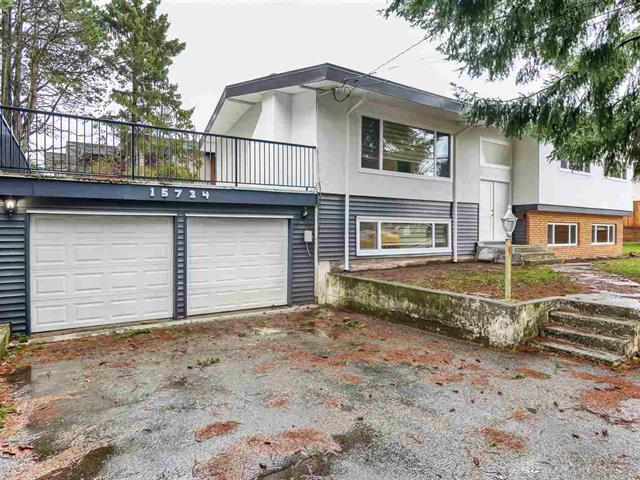 House for sale in White Rock, South Surrey White Rock, 15734 Thrift Avenue, 262449902   Realtylink.org