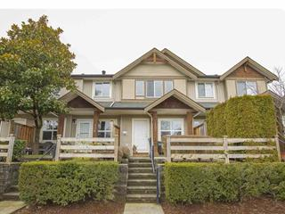 Townhouse for sale in Riverwood, Port Coquitlam, Port Coquitlam, 107 1055 Riverwood Gate, 262457751 | Realtylink.org