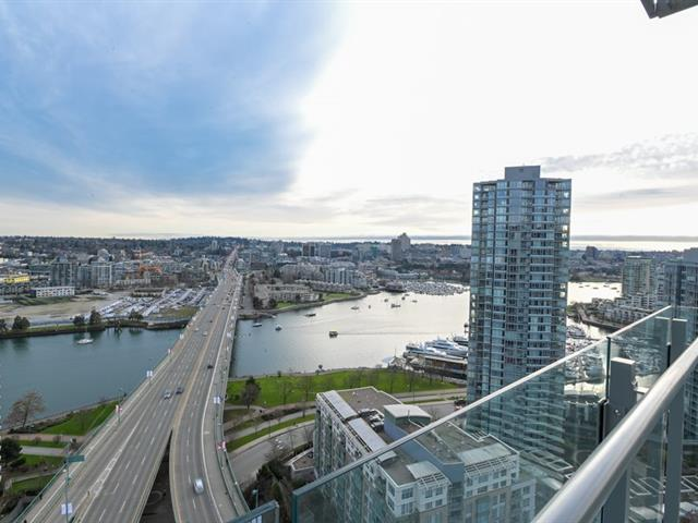 Apartment for sale in Yaletown, Vancouver, Vancouver West, 2418 89 Nelson Street, 262457854 | Realtylink.org
