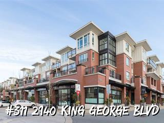 Apartment for sale in King George Corridor, Surrey, South Surrey White Rock, 311 2940 King George Boulevard, 262458343   Realtylink.org