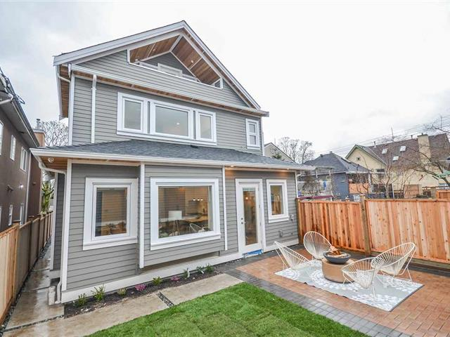 1/2 Duplex for sale in Grandview Woodland, Vancouver, Vancouver East, 2018 Venables Street, 262458152 | Realtylink.org
