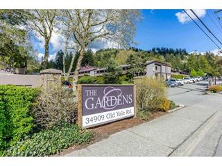 Townhouse for sale in Abbotsford East, Abbotsford, Abbotsford, 126 34909 Old Yale Road, 262455410 | Realtylink.org