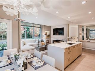 Townhouse for sale in University VW, Vancouver, Vancouver West, 4 3483 Ross Drive, 262419518   Realtylink.org
