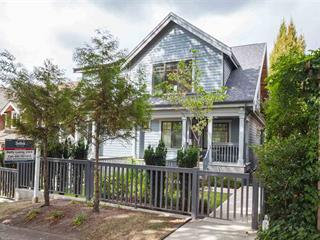1/2 Duplex for sale in Kitsilano, Vancouver, Vancouver West, 2165 W 14th Avenue, 262449438 | Realtylink.org