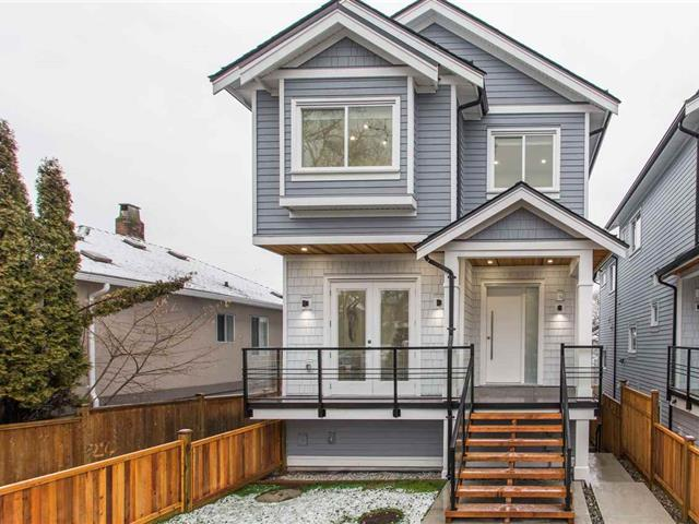 1/2 Duplex for sale in Hastings, Vancouver, Vancouver East, 2049 Venables Street, 262452001 | Realtylink.org