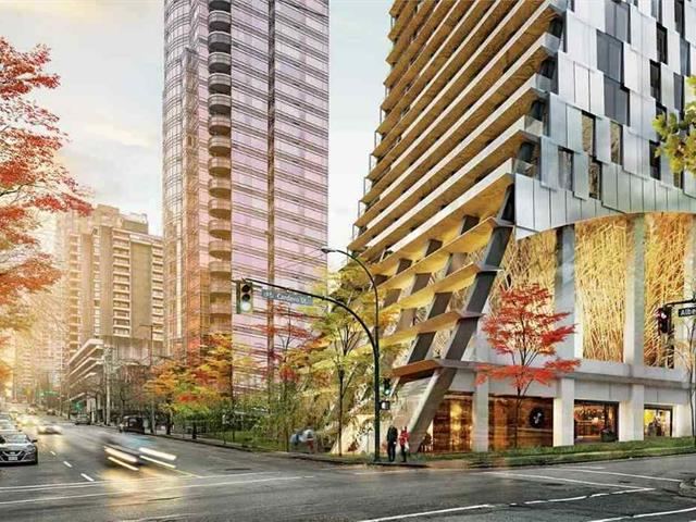 Apartment for sale in West End VW, Vancouver, Vancouver West, 1303 1550 Alberni Street, 262450130 | Realtylink.org