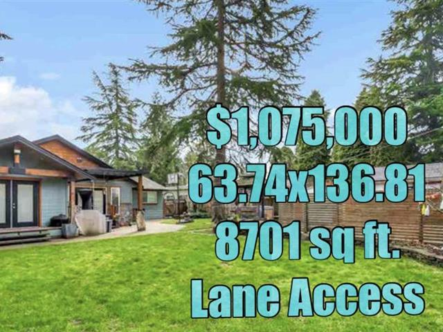 House for sale in King George Corridor, Surrey, South Surrey White Rock, 15765 Tulip Drive, 262456626 | Realtylink.org