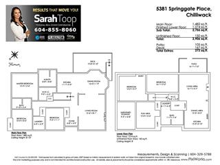 House for sale in Promontory, Sardis, Sardis, 5381 Springgate Place, 262457889 | Realtylink.org