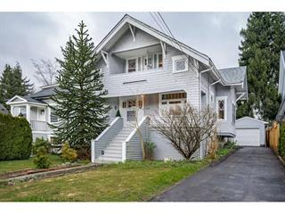 House for sale in GlenBrooke North, New Westminster, New Westminster, 256 Eighth Avenue, 262458633 | Realtylink.org