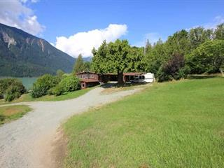 House for sale in Lillooet Lake, Pemberton, Pemberton, Lot 1 Lillooet Lake Forest Service Road, 262458676 | Realtylink.org