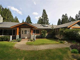 House for sale in Canyon Heights NV, North Vancouver, North Vancouver, 4242 Fonteyn Way, 262458220   Realtylink.org