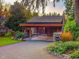 House for sale in Pemberton Heights, North Vancouver, North Vancouver, 2409 Philip Avenue, 262451835 | Realtylink.org