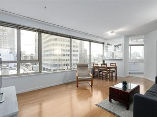 Apartment for sale in Downtown VW, Vancouver, Vancouver West, 407 1177 Hornby Street, 262459014 | Realtylink.org