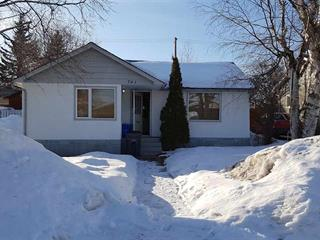 House for sale in Central, Prince George, PG City Central, 741 Ewert Street, 262459273 | Realtylink.org