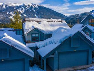 Townhouse for sale in Blueberry Hill, Whistler, Whistler, 4 3502 Falcon Crescent, 262456414 | Realtylink.org