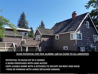 Lot for sale in Maillardville, Coquitlam, Coquitlam, 318 Marmont Street, 262457829   Realtylink.org