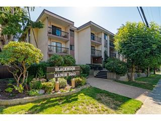 Apartment for sale in White Rock, South Surrey White Rock, 215 1442 Blackwood Street, 262423484   Realtylink.org