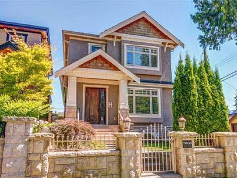 House for sale in South Granville, Vancouver, Vancouver West, 7680 Selkirk Street, 262406573 | Realtylink.org