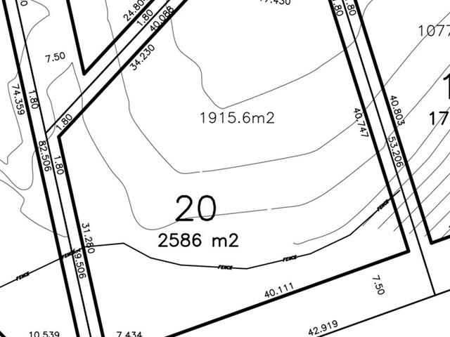 Lot for sale in Abbotsford East, Abbotsford, Abbotsford, 35407 Mahogany Drive, 262443880 | Realtylink.org
