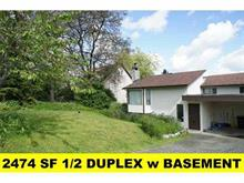 1/2 Duplex for sale in Forest Glen BS, Burnaby, Burnaby South, 4605 Grassmere Street, 262437227 | Realtylink.org