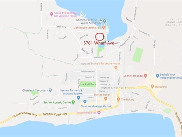 Townhouse for sale in Sechelt District, Sechelt, Sunshine Coast, 22 5761 Wharf Avenue, 262443851 | Realtylink.org