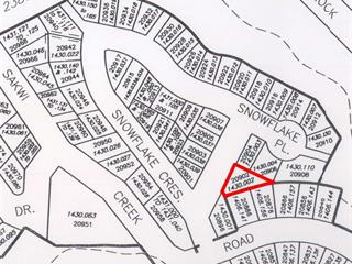 Lot for sale in Hemlock, Agassiz, Mission, 20902 Snowflake Crescent, 262428505 | Realtylink.org