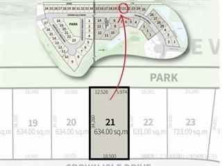Lot for sale in Courtenay, Crown Isle, 2331 Crown Isle Drive, 462173   Realtylink.org