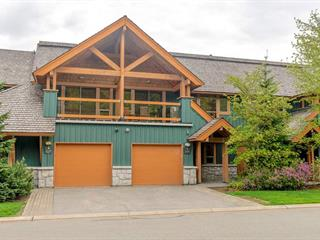 Townhouse for sale in Whistler Village, Whistler, Whistler, 4716 Settebello Drive, 262396901 | Realtylink.org