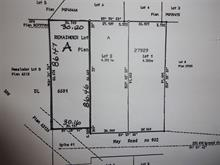 Lot for sale in Quesnel - Town, Quesnel, Quesnel, Lot A May Road, 262434257 | Realtylink.org