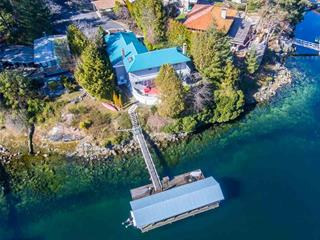 House for sale in Pender Harbour Egmont, Pender Harbour, Sunshine Coast, 12840 Gilden Road, 262402276 | Realtylink.org