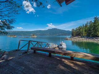 House for sale in Pender Harbour Egmont, Pender Harbour, Sunshine Coast, Lot 39 Hardy Island, 262387080 | Realtylink.org