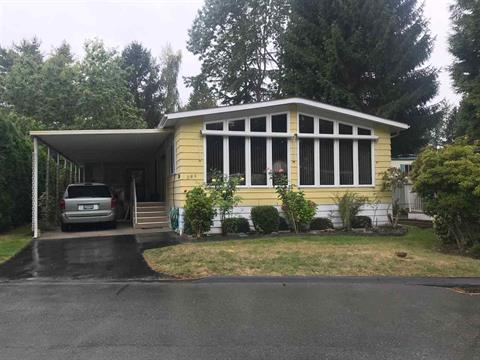 Manufactured Home for sale in King George Corridor, Surrey, South Surrey White Rock, 284 1840 160 Street, 262426691   Realtylink.org