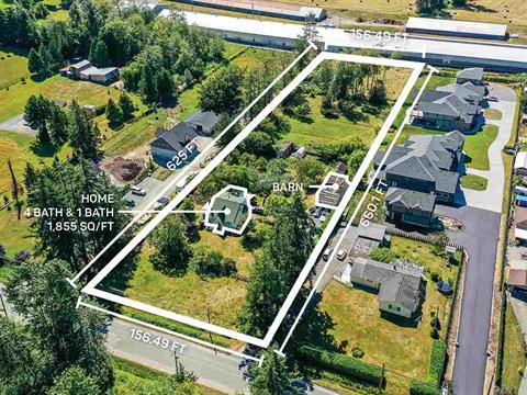 House for sale in Campbell Valley, Langley, Langley, 1337 200 Street, 262415482 | Realtylink.org