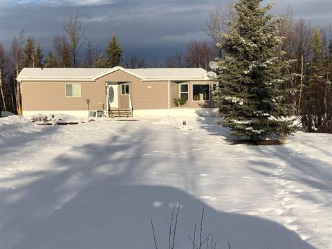 Manufactured Home for sale in Vanderhoof - Rural, Vanderhoof, Vanderhoof And Area, 14388 Langston Road, 262447663 | Realtylink.org