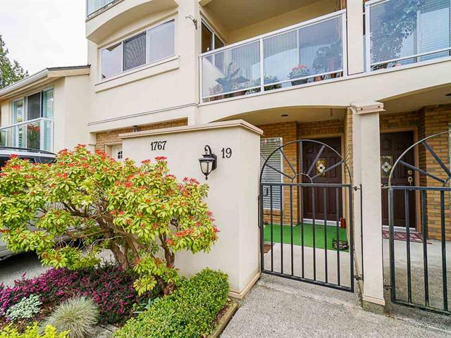 Townhouse for sale in Crescent Bch Ocean Pk., Surrey, South Surrey White Rock, 19 1767 130 Street, 262440275 | Realtylink.org