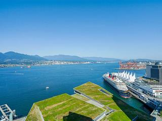 Apartment for sale in Coal Harbour, Vancouver, Vancouver West, 2901 1077 W Cordova Street, 262448242 | Realtylink.org