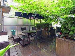 Townhouse for sale in False Creek, Vancouver, Vancouver West, 254 108 W 1st Avenue, 262447759 | Realtylink.org