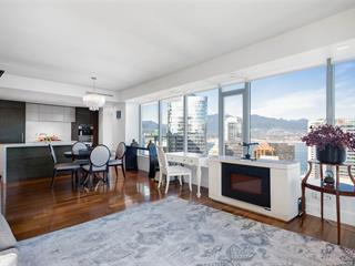 Apartment for sale in Downtown VW, Vancouver, Vancouver West, 2904 667 Howe Street, 262426866 | Realtylink.org