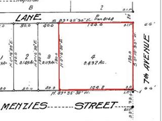 Lot for sale in West Central, Maple Ridge, Maple Ridge, 11907 223 Street, 262413770 | Realtylink.org