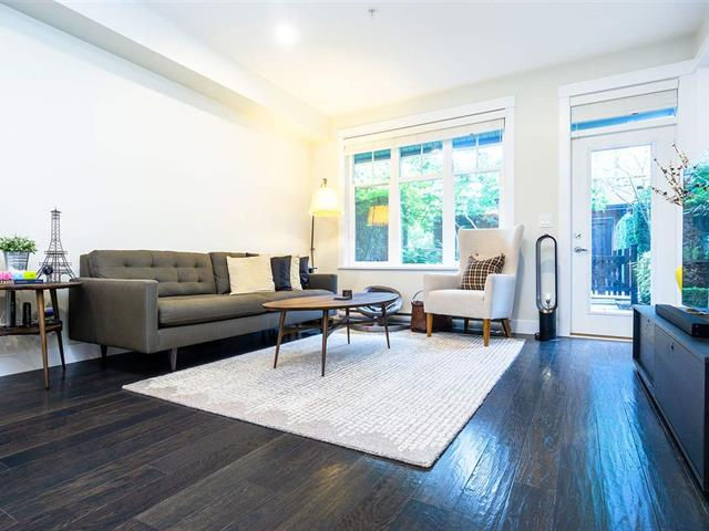 Townhouse for sale in Cambie, Vancouver, Vancouver West, 5585 Willow Street, 262450127 | Realtylink.org