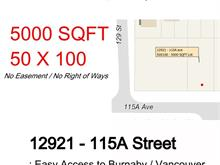 Lot for sale in Bridgeview, Surrey, North Surrey, 12921 115a Street, 262447002   Realtylink.org