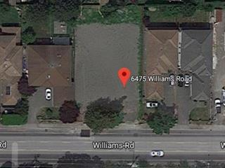 Lot for sale in Woodwards, Richmond, Richmond, 6475 Williams Road, 262447867 | Realtylink.org