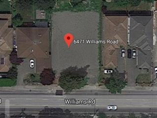 Lot for sale in Woodwards, Richmond, Richmond, 6471 Williams Road, 262447873 | Realtylink.org