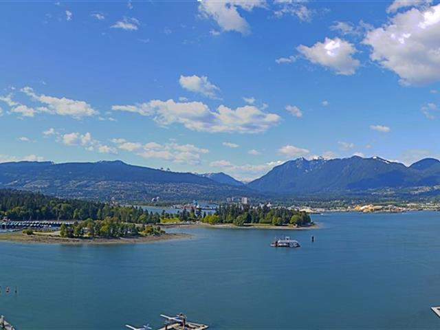 Apartment for sale in Coal Harbour, Vancouver, Vancouver West, 1702 277 Thurlow Street, 262448607 | Realtylink.org
