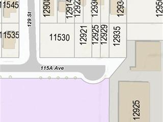 Lot for sale in Bridgeview, Surrey, North Surrey, 12935 115a Avenue, 262425317 | Realtylink.org